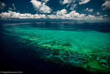 Great Barrier Reef by schelly