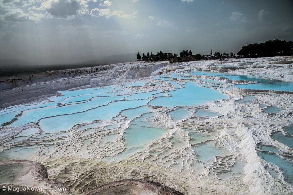 Pamukkale by schelly