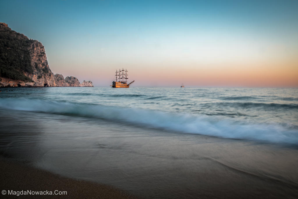Kleopatra Plaji by schelly