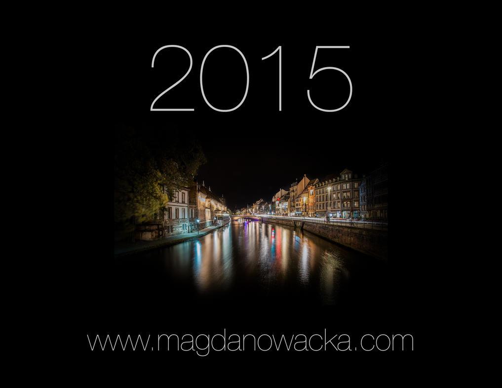 Calendar 2015 by schelly