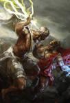 Zeus and Thor