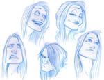 Self Caricatures