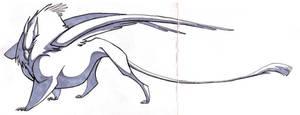 Sketchbook - Gryphon