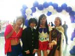 Maya, Yuuri, Sailor, Sorceress