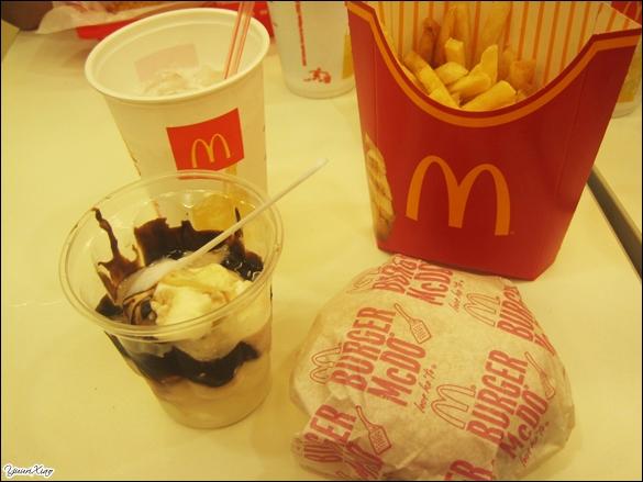 Food Photography : Mcdo Meal