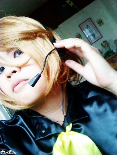 Vocaloid : Kagamine Len I by PaulaKun