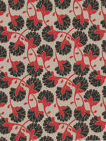 Black and Red Blossoms - free to use by amberwillow