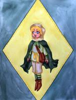 47. Diamond by amberwillow