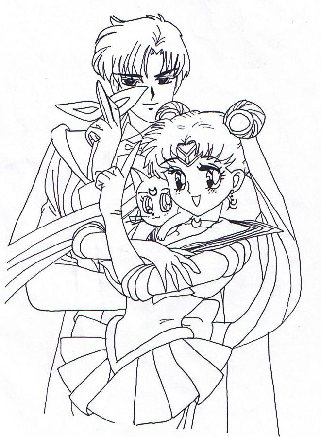 tuxedo coloring pages - photo#29