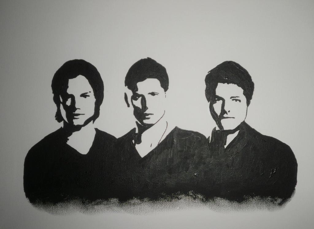Supernatural  by Allexaire on DeviantArt