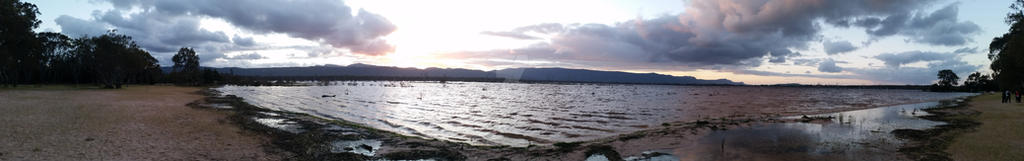 Lake Fyans. GRAMPIANS 6 by Allexaire