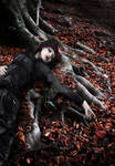 -Autumns Fall- by BlackRibbonRose