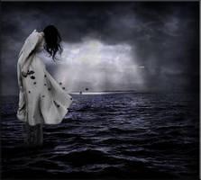 -Fallen Angel- by BlackRibbonRose