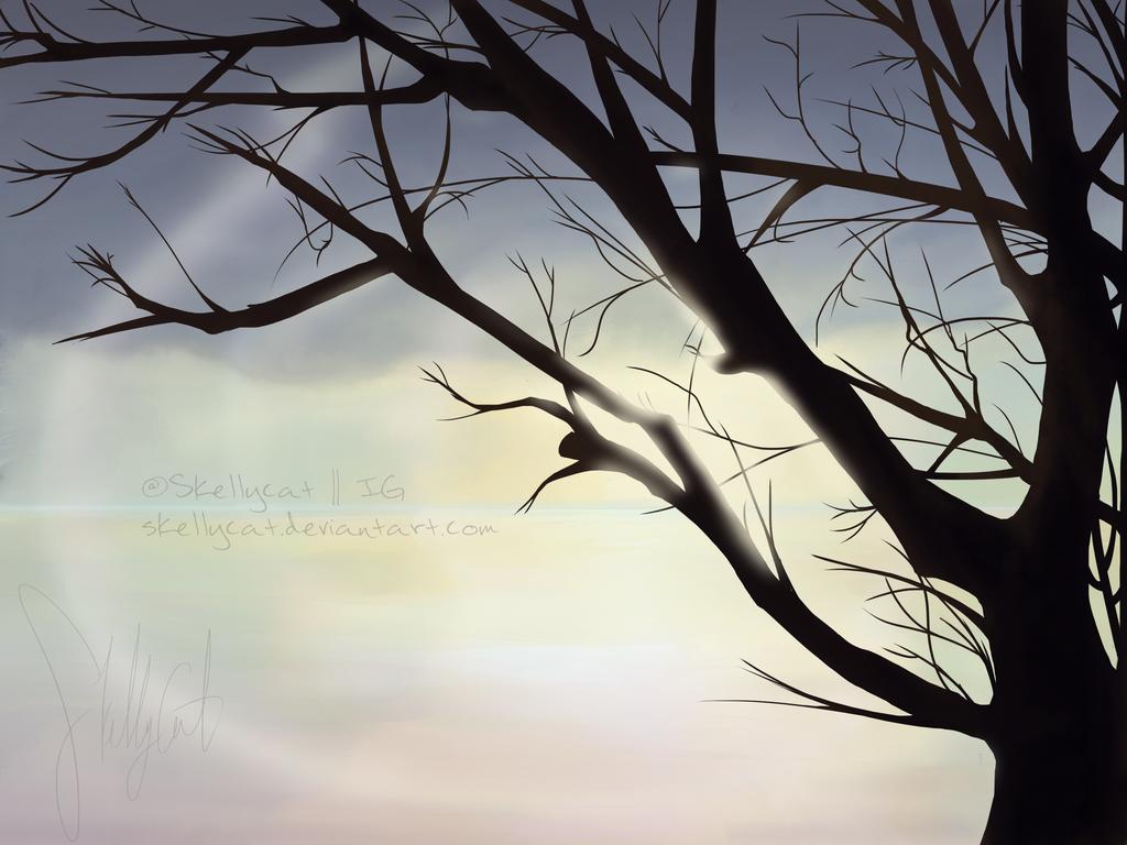 Infinite Skies by SkellyCat