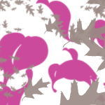 Simple Fall Leaves v2 by tomqvaxy