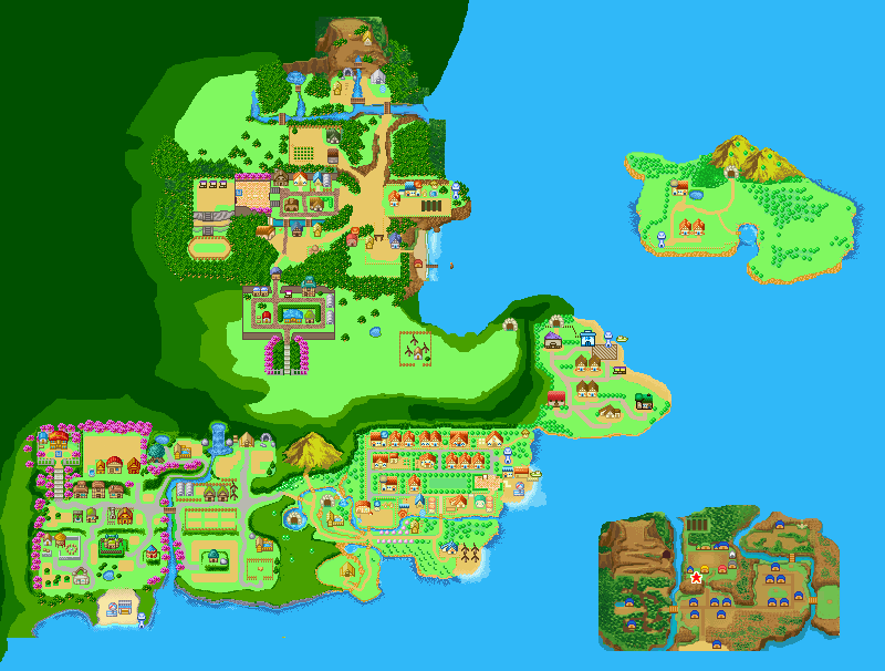 Harvest moon world map 10 by zeemo71 by zeemo71 on deviantart harvest moon world map 10 by zeemo71 by zeemo71 gumiabroncs Image collections