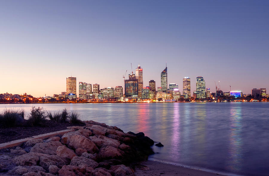 City of Perth by kate-art