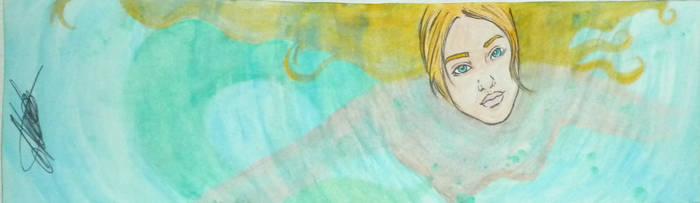 Mermaid Bookmark by Deena-x