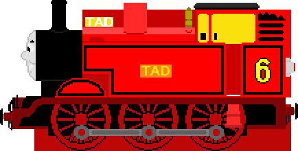 Tad train(me) by pixelpallet6