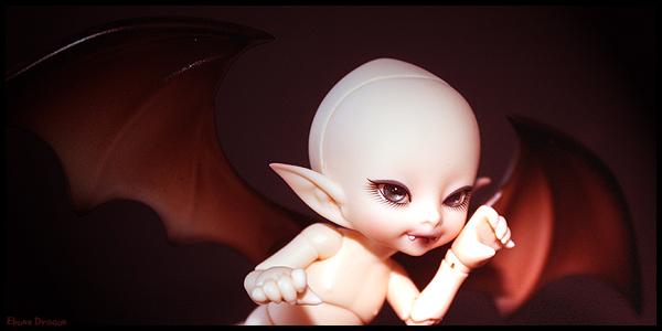Flight of the Bat by farandolls
