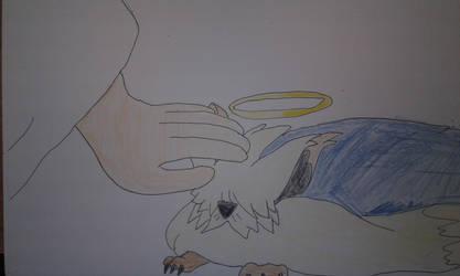 Safe in God's hands  by FelixNFox