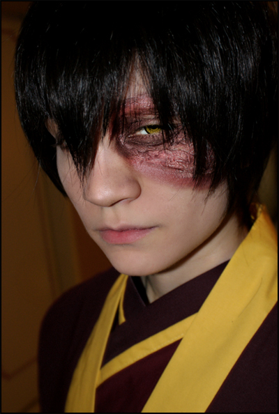 Zuko by JiiDragon