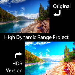 My HDR Project by Nightrunner760