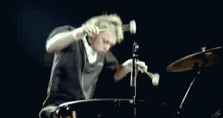 Roger Taylor Tympani Solo by tomchristie22