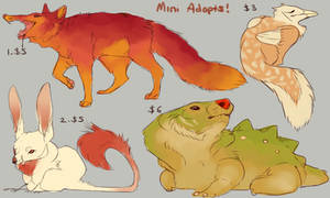 Mini Adopts