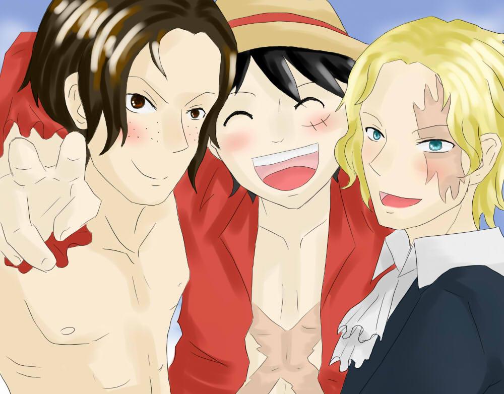 sabo and luffy meet again manga wiki