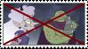 My Anti Rasticorea Stamp by Julayla64