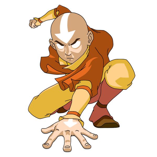 Aang The Last Air Bender by Keablr