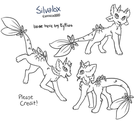 FREE - silvalox bases by Kyttias