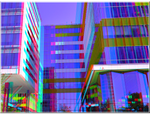 3D anaglyph Pipera Platform Bucharest 2019 APNG by gogu1234