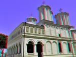 3D anaglyph Metropolitan Church Bucharest APNG by gogu1234