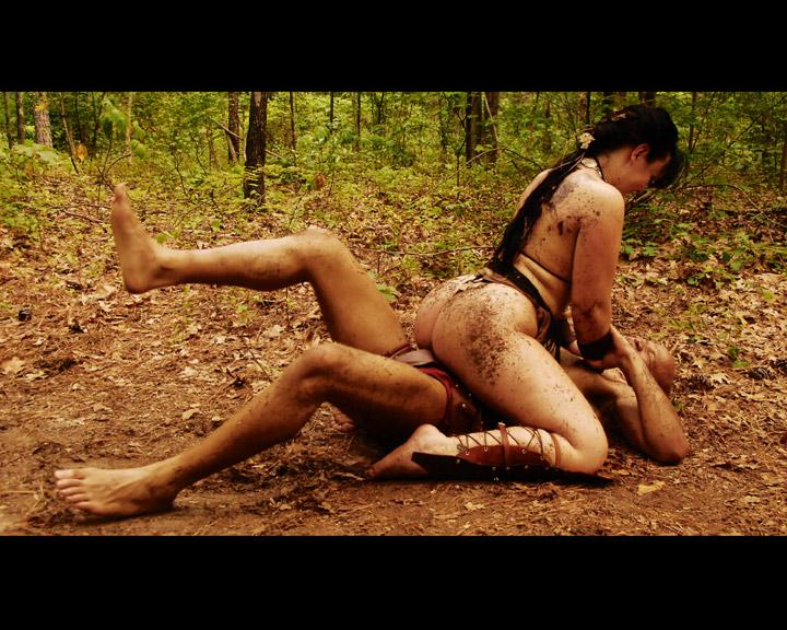 Namea vs Balan 3 by TheGreatWukong
