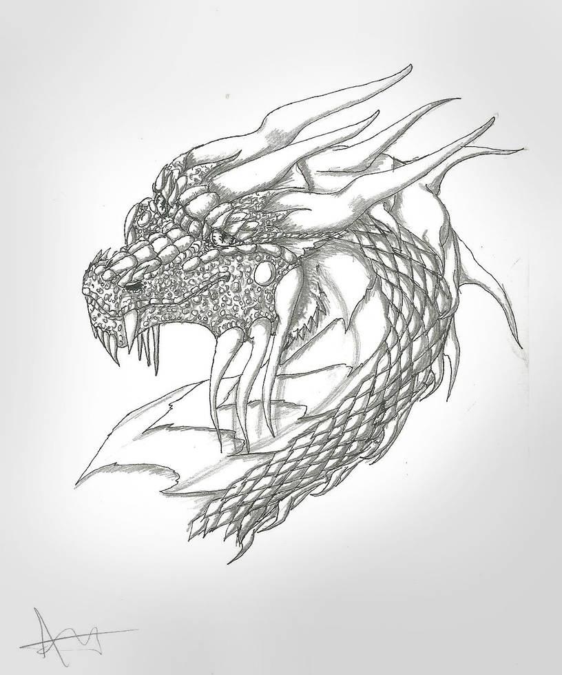 A Dragon's greeting