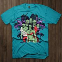 Zombie Nation by DarktideTees