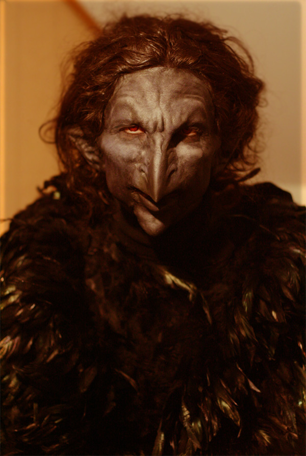 Rothbart from Black Swan by JustnMC