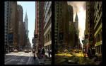 Apocalyptic city.....