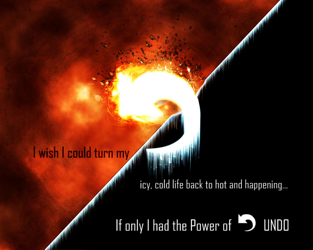 The Power of UNDO by indu111