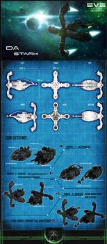 dA StarK - EVE Online Contest by indu111