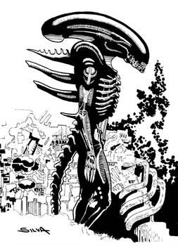 Alien the 8th passenger