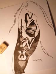 Darthmaul Sketch