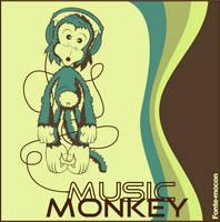 monkey music by mocon