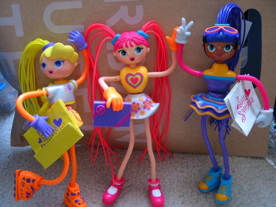 Betty Spaghetti Toys : Betty spaghetty shopping dolls by panda on deviantart