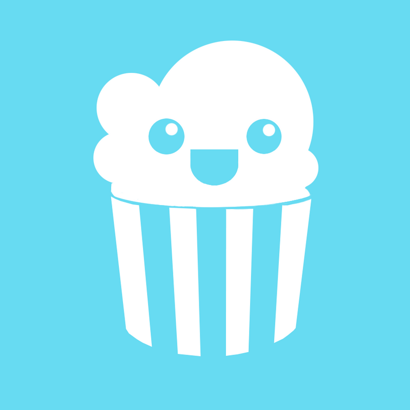 Popcorn-Time Metro Icon by srcanseco on DeviantArt