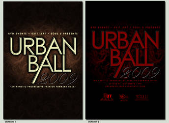 Urban Ball 2009 by dmario