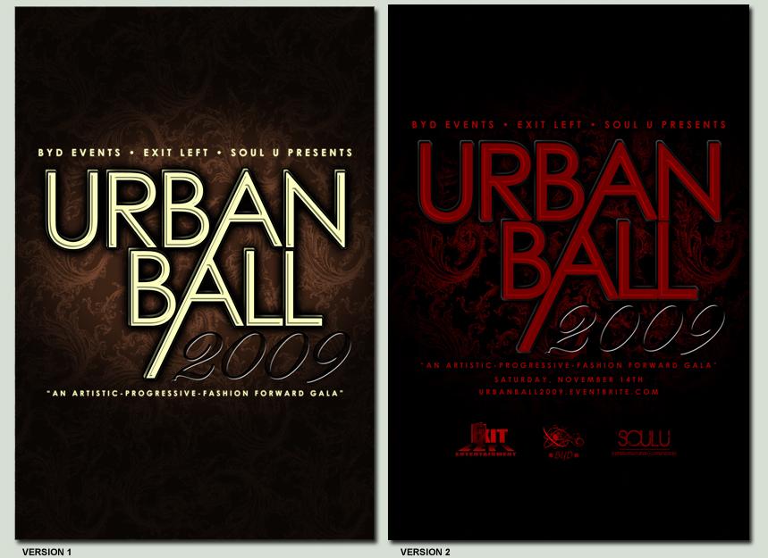 Urban Ball 2009 by dmario