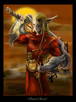 Elfin Cleric